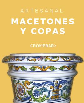 Macetones y Copas
