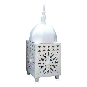 farol ceramica decoracion