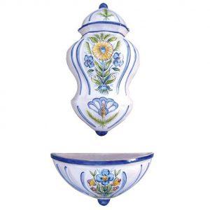 aguamanil ceramica