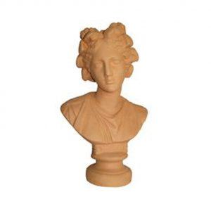 Busto romano ceramica