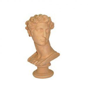 Busto en cerámica