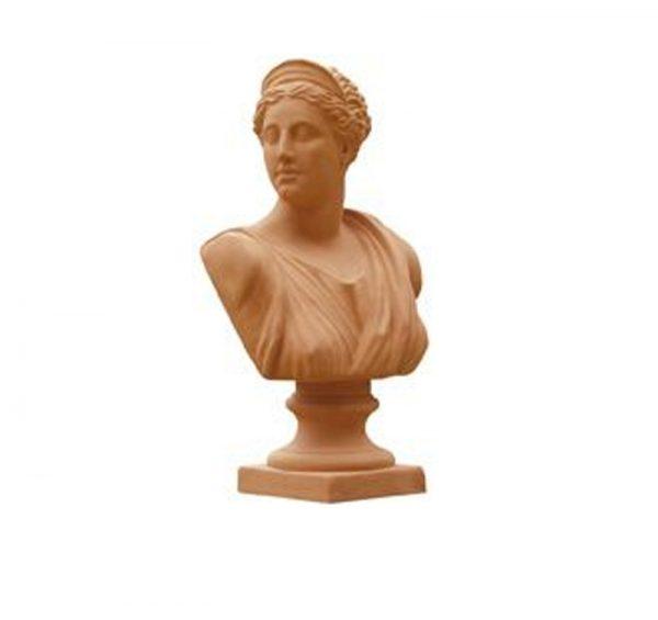 Busto cerámica