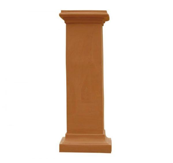 Columna de cerámica