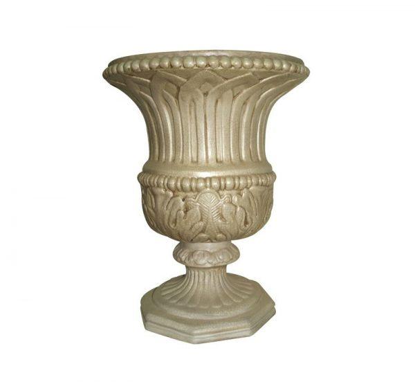Copa decorativa de ceramica