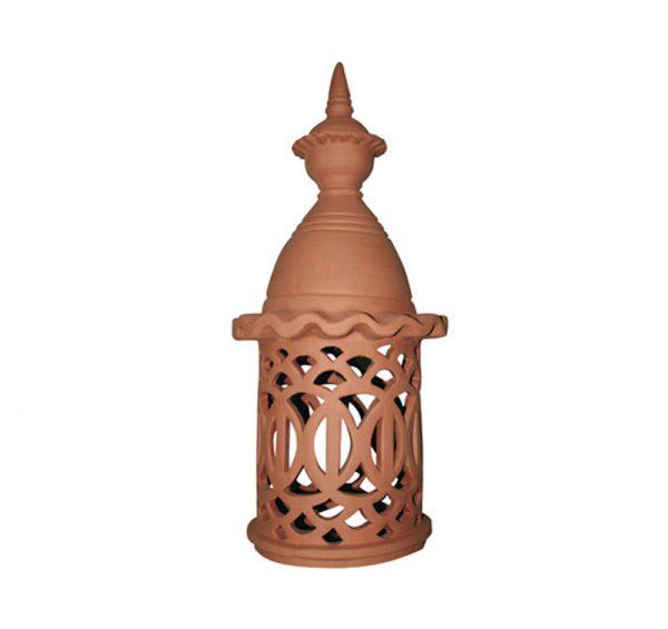 farol de ceramica