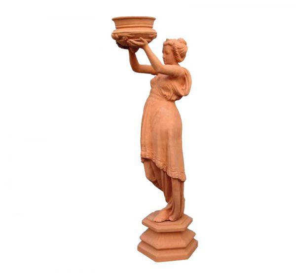 Escultura de barro