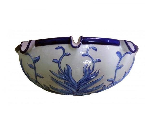 taza de agua ceramica
