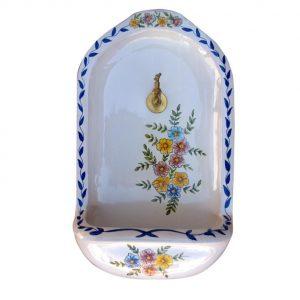 fuente de ceramica