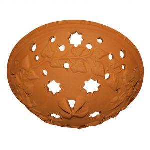 Plafón de techo en cerámica