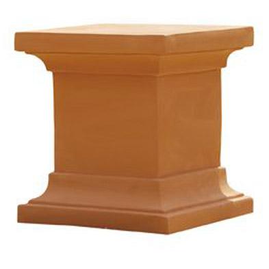 pedestal-barro